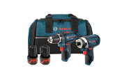 Bosch 12V 2-Tool Lithium-Ion Combo Kit
