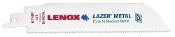 "LENOX LAZER 6"" x 14tpi Metal Cutting Reciprocating Saw Blade"