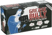 EPPCO's Grease Bully Powder-Free Black Nitrile Gloves