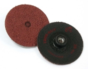 "High Teck 3"" x 24 Grit Trim-Kut® Abrasive Disc"