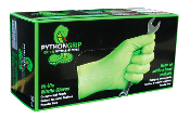 EPPCO's Python Grip Powder-Free HD Green Nitrile Gloves