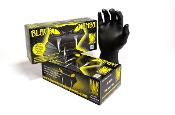 Black Mamba Nitrile Gloves - Case of 1,000